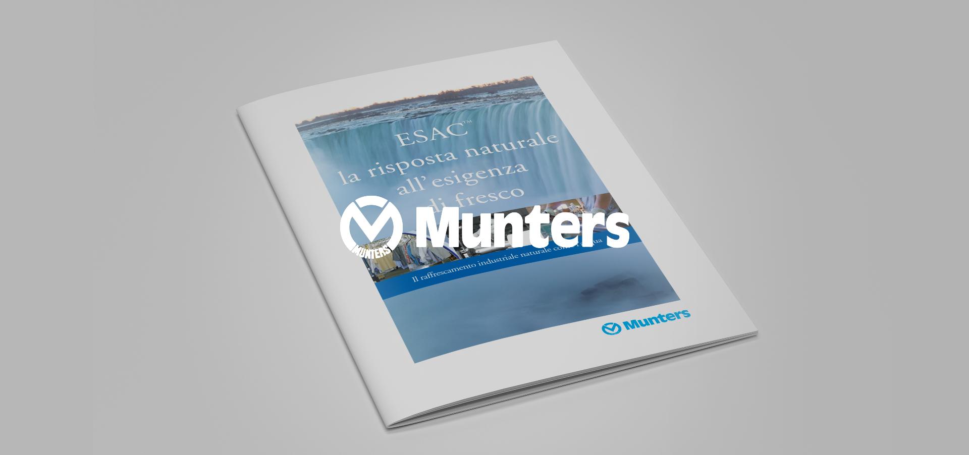 Munters ESAC | Brand Literature | Brochure