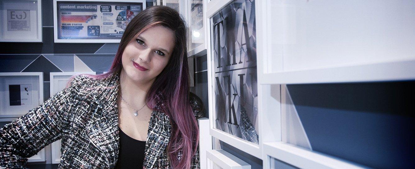Beatrice Tossutti | Graphic Advertiser | Agenzia di Comunicazione Ego NewCom