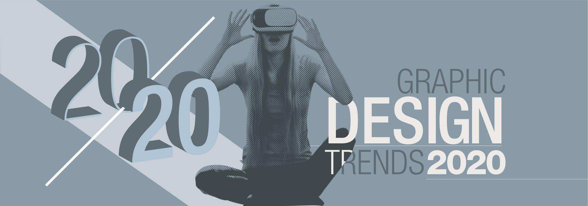I trend del Digital e Graphic Design 2020: <br> il surreale che prende vita