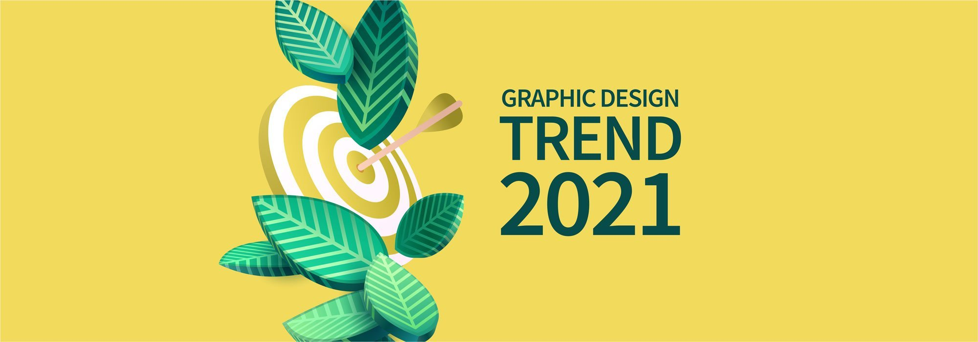 10 trend di visual e graphic design del 2021