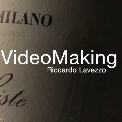 Riccardo Lavezzo | Video Maker | Agenzia di Comunicazione Ego NewCom