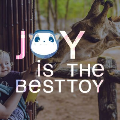 JOY IS THE BEST TOY - SOCIAL RESPONSIBILITY