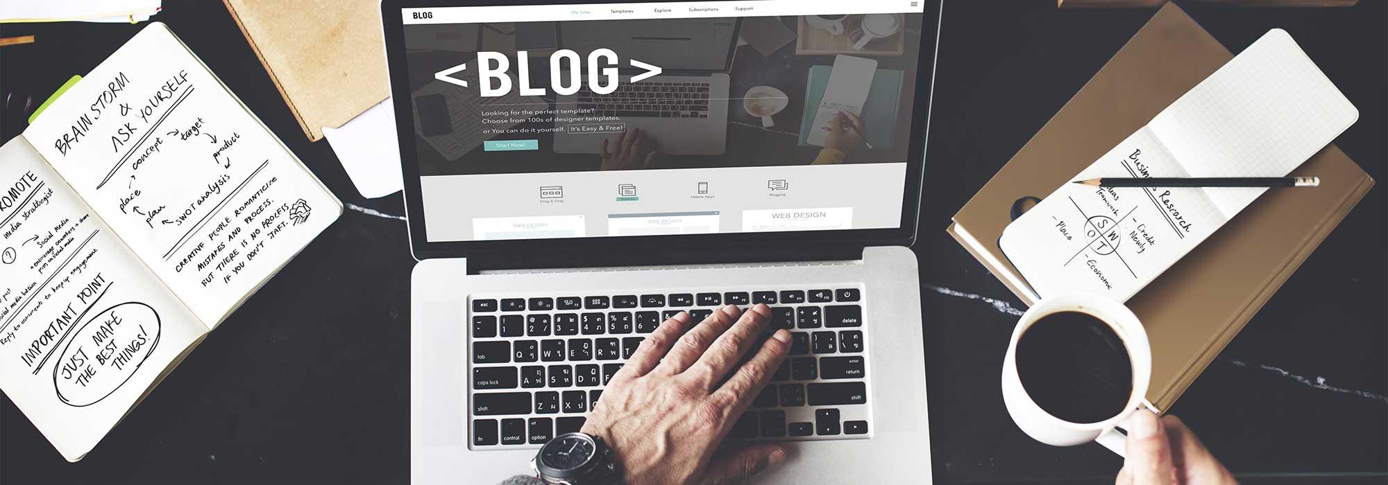 Perché è importante avere un blog aziendale?