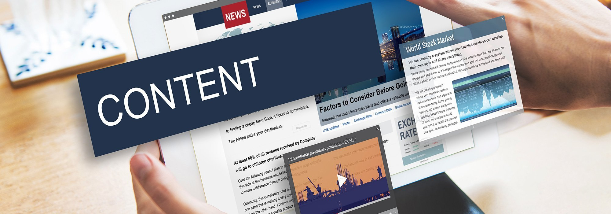 Content Marketing: mai più senza contenuti di valore!