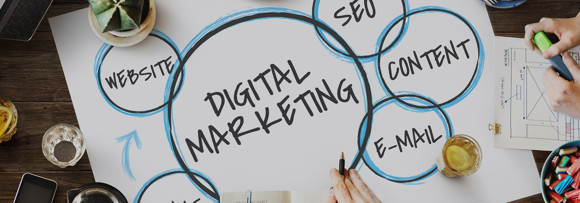 6 Trend del Digital Marketing che devi assolutamente leggere