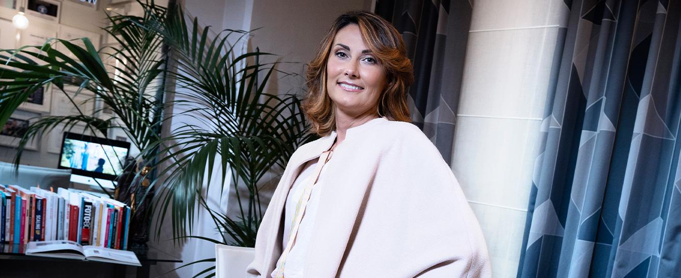 Stefania Bongiovanni | Owner & Art Director | Agenzia di Comunicazione Ego NewCom