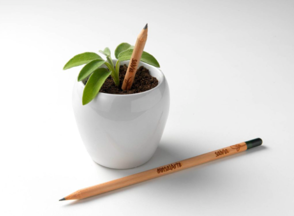 guerrilla marketing-matita Sprout