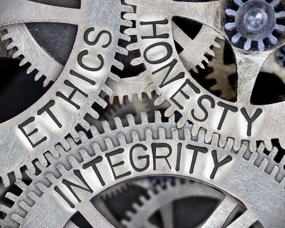 Onestà e trasparenza