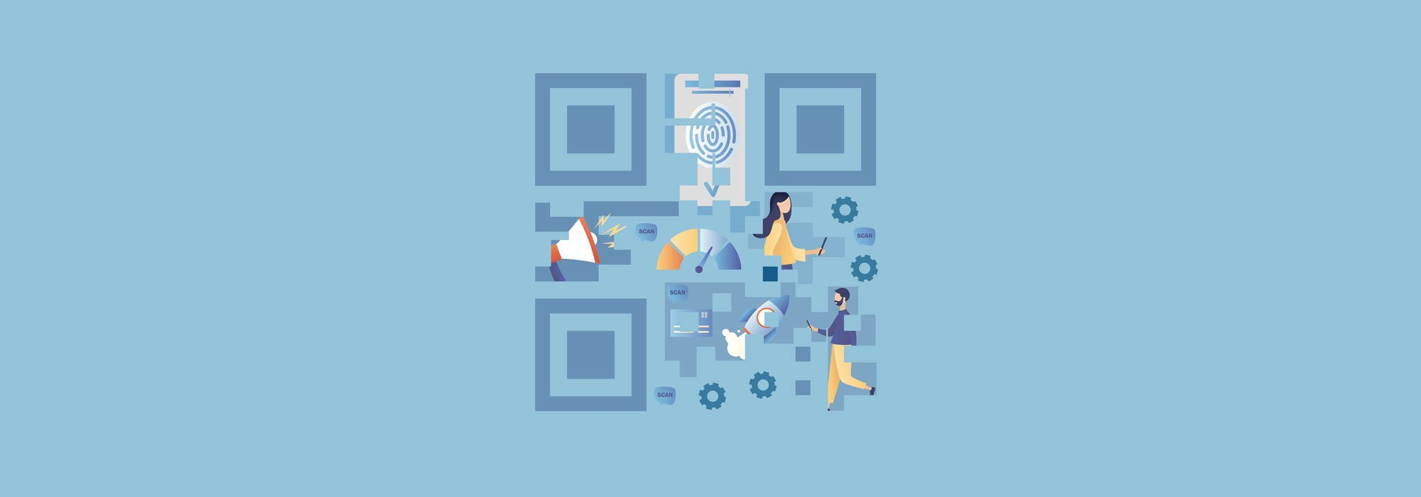 QR Code e marketing senza contatto