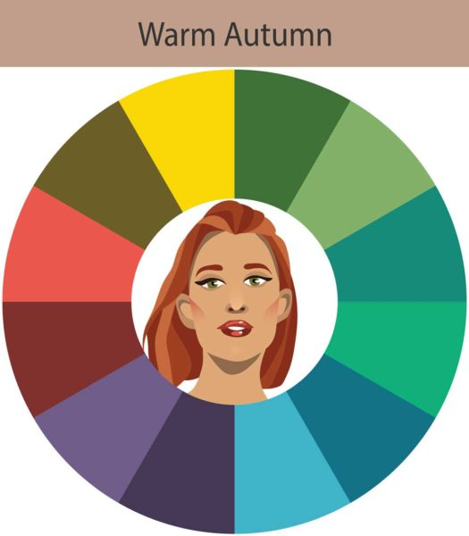 armocromia-teoria delle stagioni-warm autumn