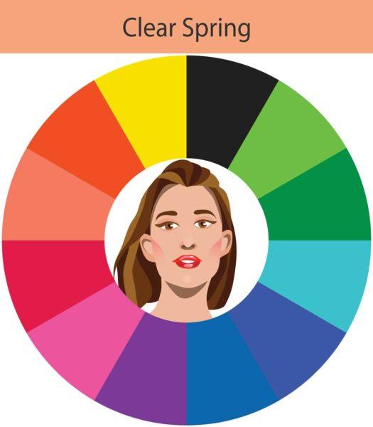 armocromia-teoria delle stagioni-clear spring