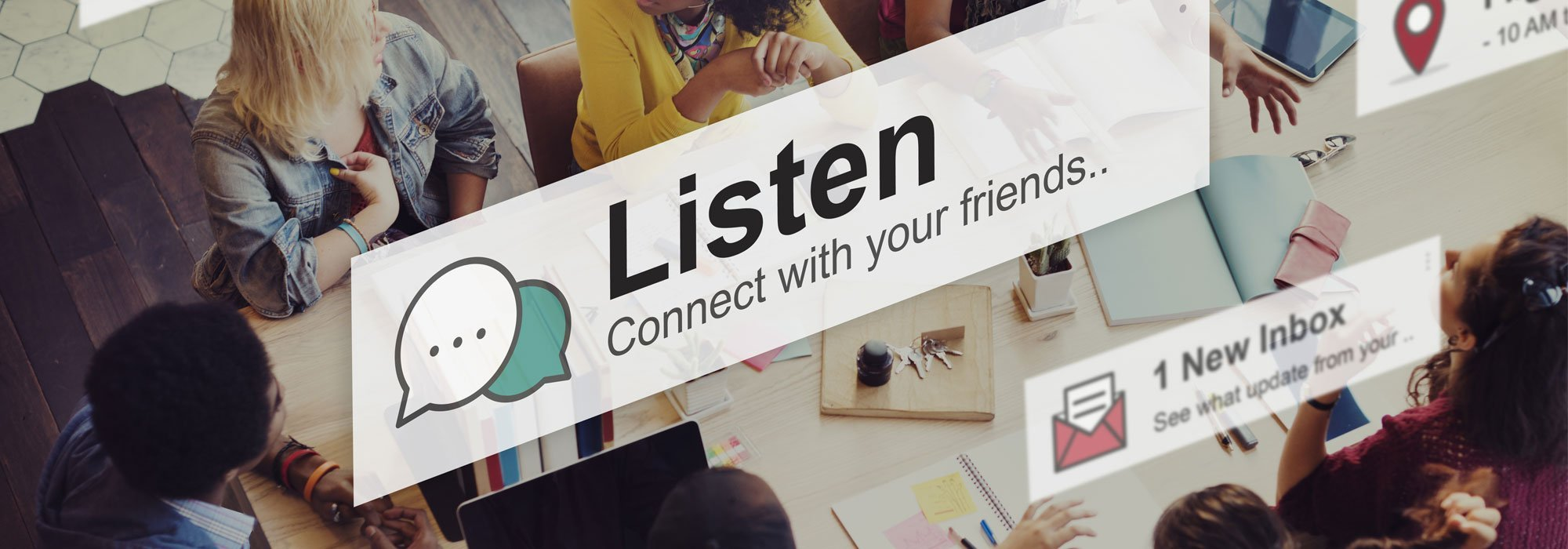 Social Media Listening: il business inizia dall'ascolto.