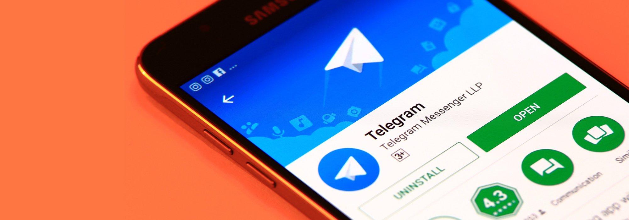 Telegram for business: uno strumento di valore per l'interazione e la promozione del brand.
