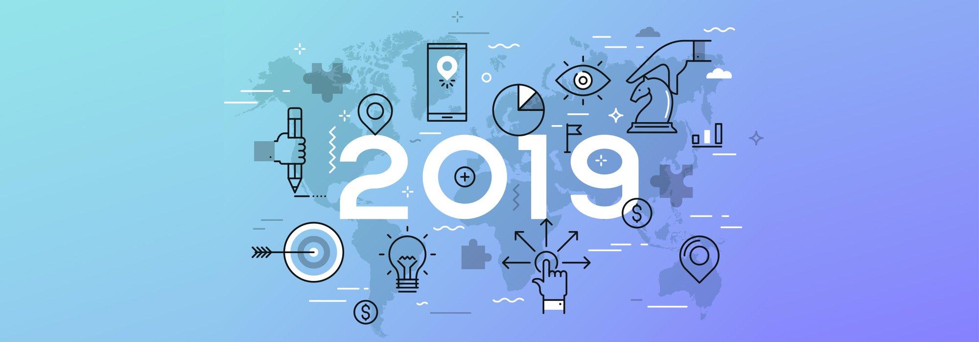 Un anno sotto il segno della comunicazione: <br>i trend 2019 da conoscere.