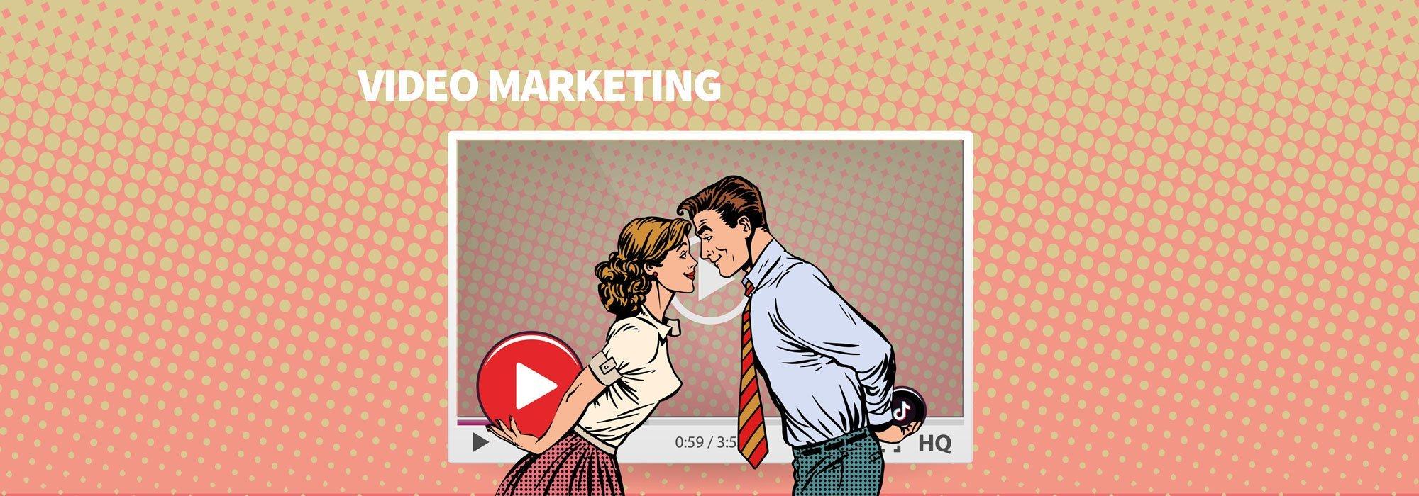 Il Video Marketing connette, converte e ispira